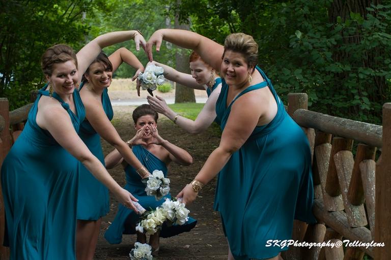 Bride Maid_Heart