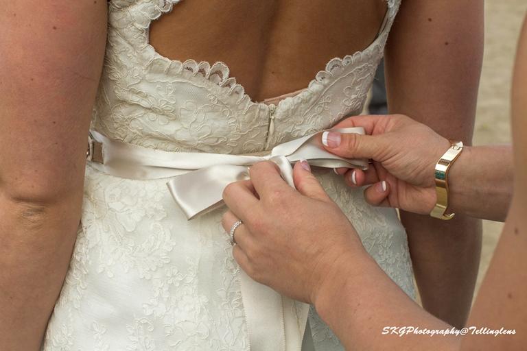 Cassie In Wedding Dress _BACK2