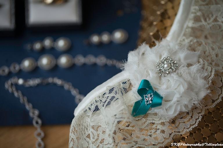 Garter_Inbackground Necklace and Ring