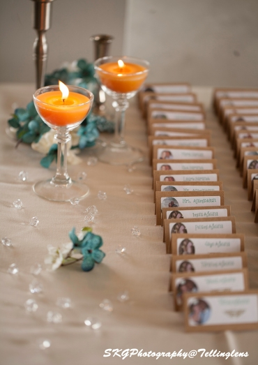 Name Tag tables